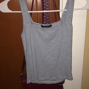 Brandy Striped Tank